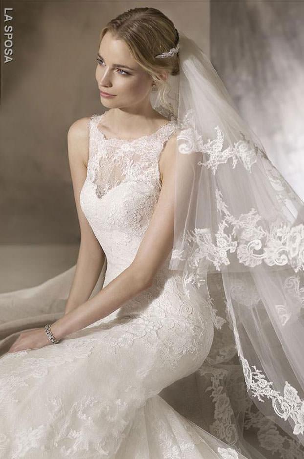 """Brautkleid von La Sposa, Model """"Hualcan"""" bei Traumkleid – Exklusive Brautmode Düssedorf"""
