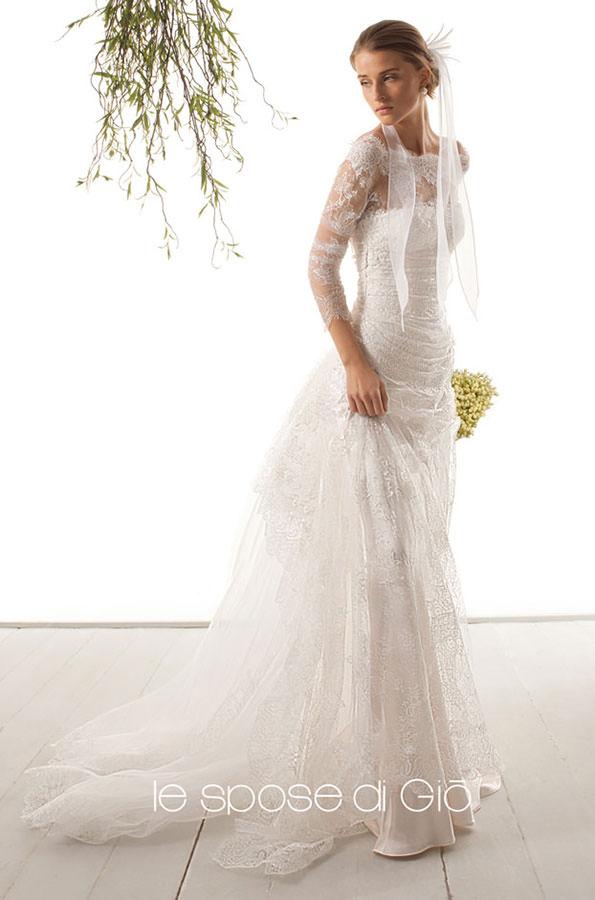 """Brautkleid von Le Spose die Gio, Model """"No 23"""" bei Traumkleid – Exklusive Brautmode Düssedorf"""